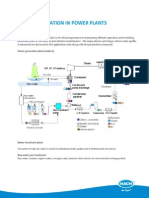 HACH Chemistry in Power Plants