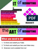Thee Art of Redrafting[1]