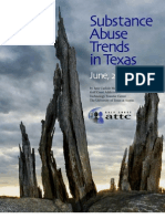 Substance Abuse Trends in Texas, June 2006