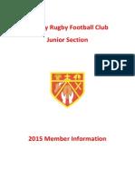 2015 member handbook