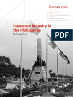 Insurance Industry in the Philippines 78699