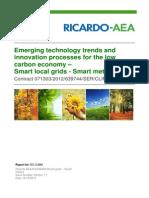Emerging Technology Trends Smart GridsSmart Meters V1.1