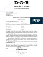 2015_DAR COMMS CPNI self certification Feb 10, 2015.pdf