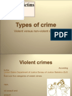 Types of Crime
