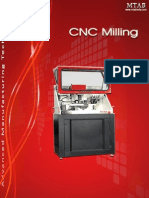 CNC milling instruction manual