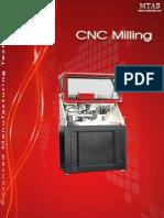 CNC milling instruction manual