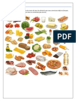 Les Aliments - Français Langue Etrangère