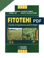 Fitotehnie - Cereale Si Leguminoase