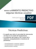 Manutencion Predictiva Algunas Tecnica