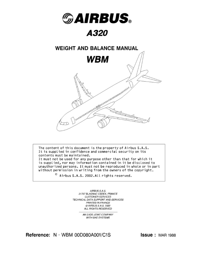 a320 weight and balance manual pdf rh es scribd com United Airbus A320 Frontier Airbus A320