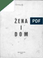 D.stamenova Zena i Dom