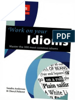 English-Work on Yuour Idioms - Master the 300 Most Common Idioms (RED).pdf