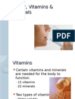 Water, Vitamins & Minerals.ppt