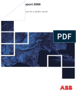 ABB Financial Summary 2006 English