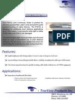 Psf22_testador Fibra Optica_sem Necessidade de OTDR