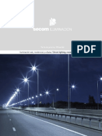 201501 Secom 51 Iluminación Vial Residencial y Urbana