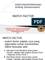 9. Match Factor-Alat Gali Muat-Angkut