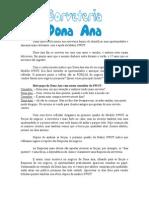 Sorveteria Da Dona Ana - Análise Swot