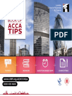 Lsbf Big Book of Acca Tips