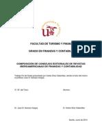 Composición de consejos editoriales de revistas iberoamericanas de finanzas y contabilidad