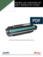 HP CP 3525 Reman Span