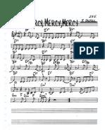Mercy Mercy Mercy Joe Zawinul