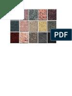 Granites Pics