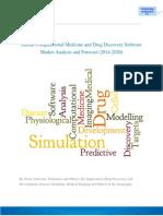 Computational Medicine and Drug Discovery Software Market