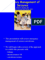 Emergency Management of Seizures Final 3-1