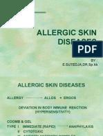 ALLERGIC SKIN DISEASES.ppt