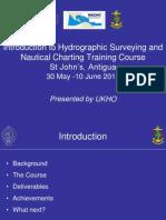 6.4.2 MACHC Basic Hydro Survey Course