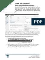 3. Cara Mengatur Tampilan Dashboard Wordpress