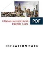 Inflation and Unemployment Rate