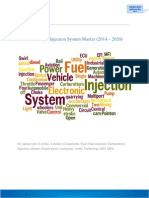 Global Fuel Injection System Market (2014 – 2020)
