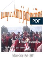 El Siku en la Cosmovisión Aymara