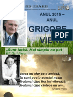 Anul 2015 - Anul Grigore Vieru