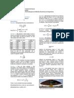 Prova Cálculo 2015 - Exame de Seleção PPGMNE/UFPR