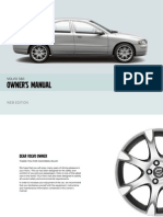 S60 Owners Manual MY08 en Tp9489web