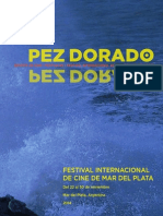 Festival Mar Del Plata - Pez Dorado