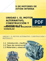 El Motor Alternativo_construcción y Materiales