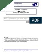 1999 Legislacion Vigente Indigenas