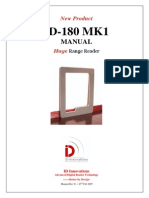 ID-180 LF 125KHz RFID Long Range Reader
