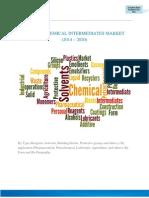 Global Chemical Intermediates Market Final