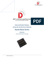 SA Series RFID Reader Modules Stand Alone Remote Control Applications 125KHz LF