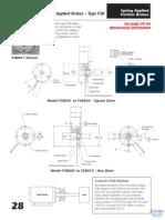 Inertia Dynamic TypeFSB Specsheet