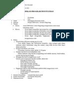 Spesifikasi Program Penyuluhan