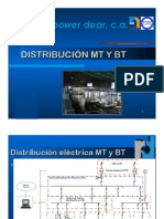 Presentación Distribución Electrica BT-MT