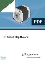 Kollmorgen CT Series Step Motors Catalog