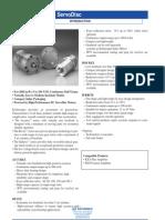 Kollmorgen Gearmotor Series Servodisc Cat Catalog