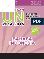 Kisi-kisi dan Pembahasan Soal UN B.Indonesia SMP/MTs